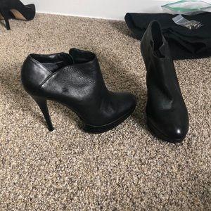 Kelsi Dagger heeled booties